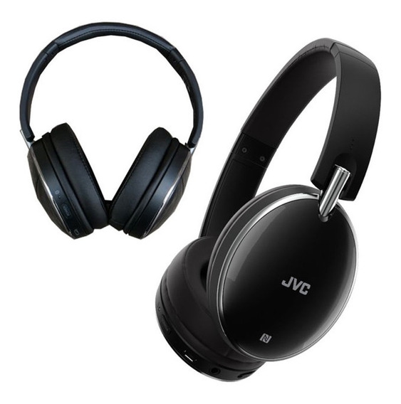 Headphone Jvc Wireless Ha-s90bn Active Noise Cancelling