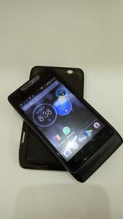 Celular Motorola Razr D1 Xt918 Dual Chip 3g ( Com Capinha )