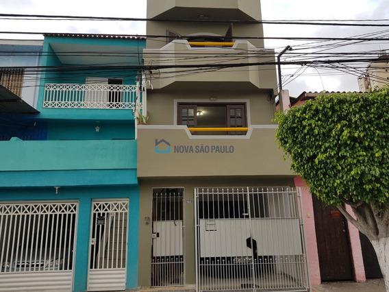 Sobrado Tríplex 6 Dorm,entrar E Morar Residencial Ou Comercial,10 Min A Pé (900m) Ao Metrô Conceição - Bi24365