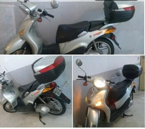Moto Garini 150p