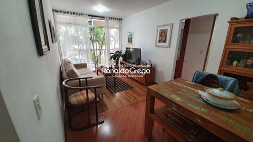 Apartamento Com 2 Dorms, Tatuapé, São Paulo - R$ 380 Mil - V3952