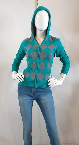 Suéter De Cierre Para Dama
