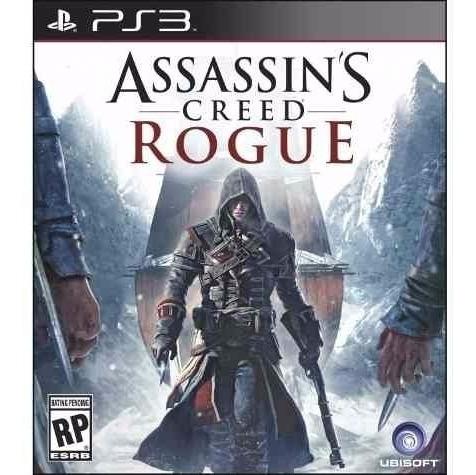 Assassins Creed Rogue (mídia Física100% Pt-br) - Ps3