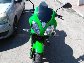 Loncin Lx 180 Spitzer Verde En Perfecta Conficiones