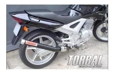 Ponteira Esportiva 2.1/2 Pol Cbx 250 Twister Torbal