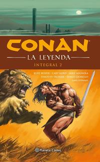Conan La Leyenda 02 (de 04) (edición Integral)