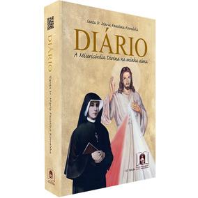 Livro Diário De Santa Faustina Novo Lacrado