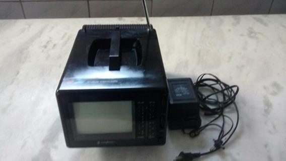 Tv Monitor 5 A Cores, Broksonic, Radio Fm/am
