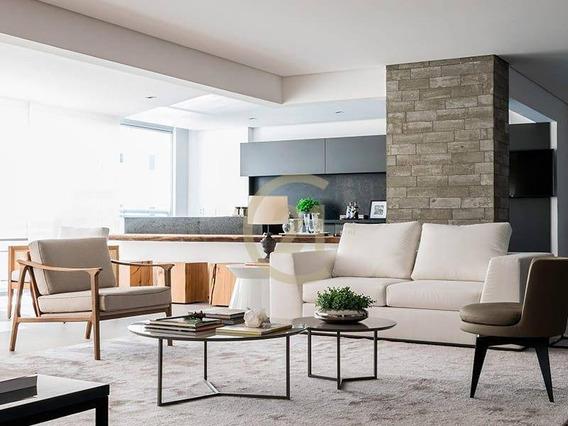 Apartamento Com 4 Dormitórios À Venda, 249 M² Por R$ 2.599.000,00 - Barra Funda - São Paulo/sp - Ap17691