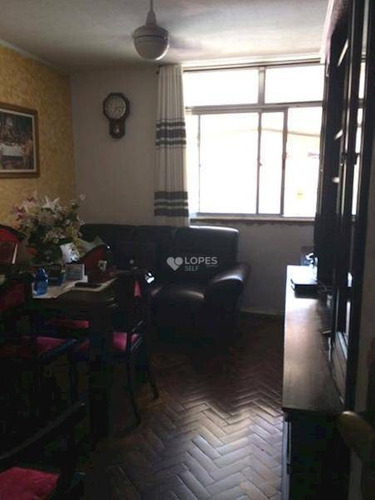 Apartamento Com 2 Dormitórios À Venda, 42 M² Por R$ 140.000,00 - Sete Pontes - São Gonçalo/rj - Ap36292