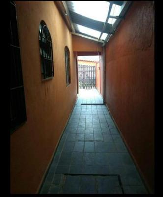 Casa A Venda No Bairro Balneário Itaoca Em Mongaguá - Sp. - 255-1