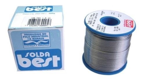Solda Best 189msx10 500g 60x40 - 1mm