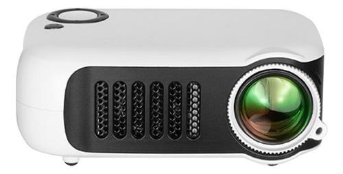 Imagen 1 de 9 de Mini Proyector Portátil Compatible Con 1080p Lcd 50,000 Hora
