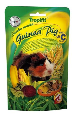 Imagen 1 de 2 de Alimento Cobayos Roedores Tropifit Guinea Pig 500g Mascotas