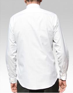 Camisas Caballero Blancas Manga Largas Uniformes Empresas