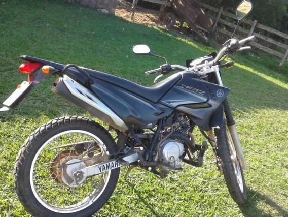 Yamaha Xtz 125 - Economica - Pouco Rodada