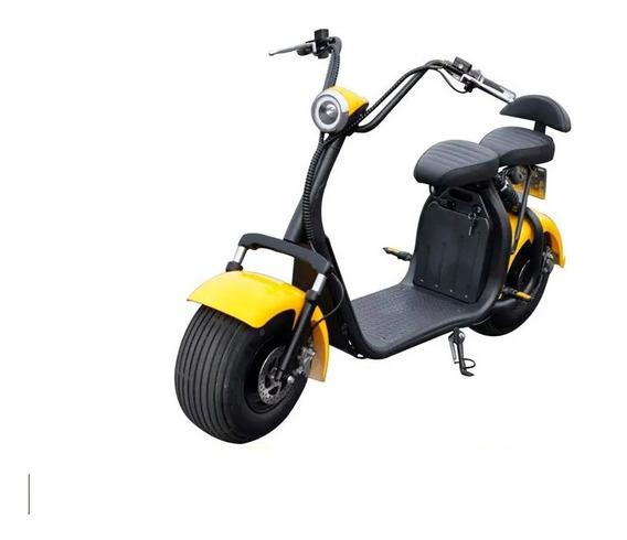 Moto Electrica Bt Señalero Luz Freno 2ble Amoriguacion Parla