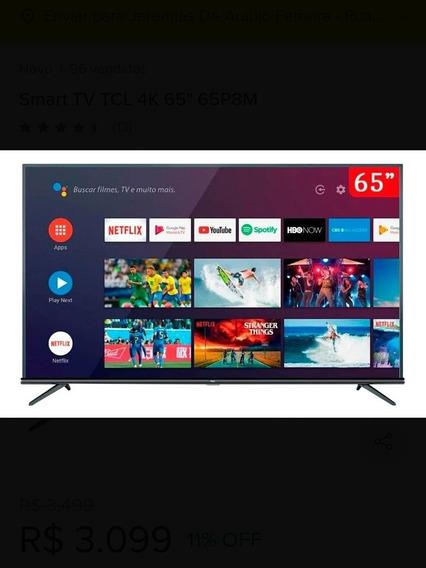 Smart Tv 65 Polegadas