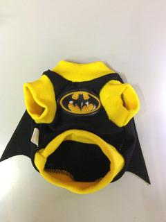 Traje De Batman Para Perro