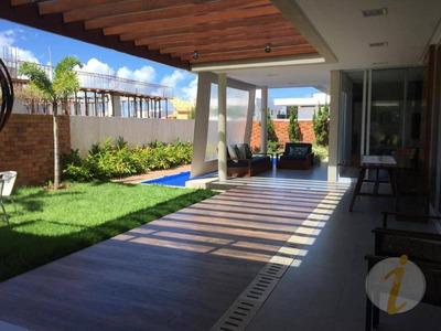 Casa Com 4 Dormitórios À Venda, 312 M² Por R$ 1.450.000 - Portal Do Sol - João Pessoa/pb - Ca1532
