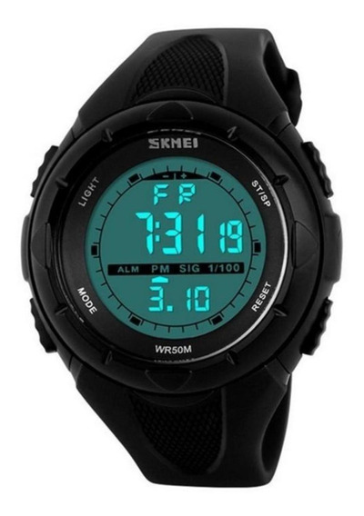 Relógio Feminino Skmei 1074 Digital Prova D