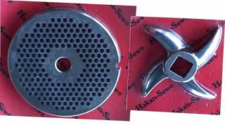 Disco Y Cuchilla Autoafilable Picad.32 Salvador Agujero 8 Mm