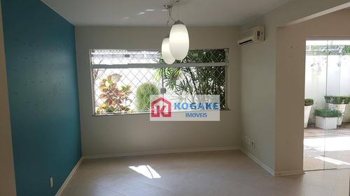 Casa Com 3 Dormitórios À Venda, 338 M² Por R$ 2.000.000,00 - Jardim Apolo - São José Dos Campos/sp - Ca2327