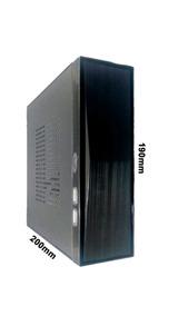 Computador Em Gabinete Micro Itx
