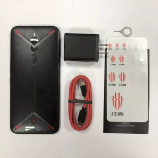 Celular Núbia Red Magic 3 128 Rom Tela 6,65 90z + Capa Gamer