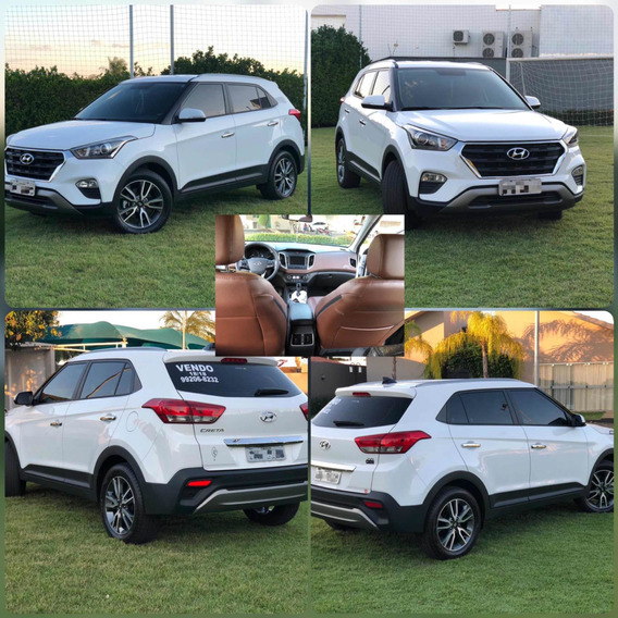 Hyundai Creta 2.0 Prestige Flex Aut. 5p 2018