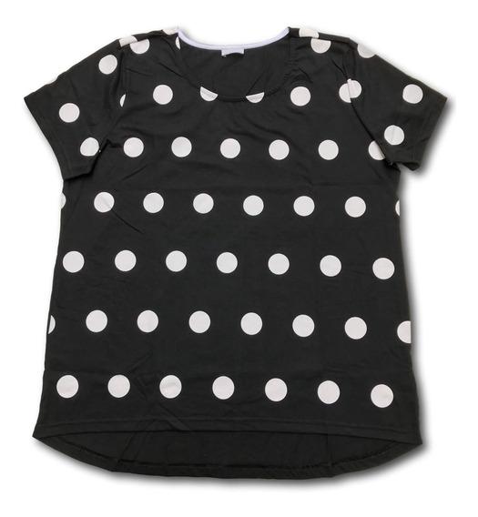 Blusa Feminina Tamanhos Grandes Plus Size Algodão 122