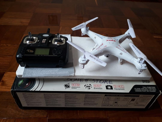 Drone Syma X5c Camera Hd Upgrade Version X5c-1