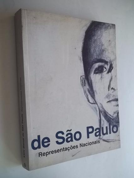 Livro - De São Paulo - Representações Nacionais - Artes