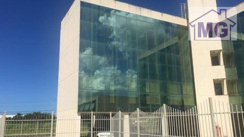 Imagem 1 de 10 de Sala Para Alugar, 241 M² Por R$ 10.867,50/mês - Imboassica - Macaé/rj - Sa0063