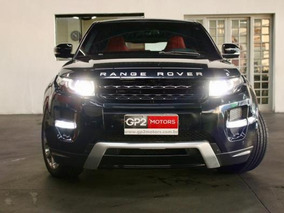 Land Rover Evoque 2.0 Si4 Dynamic 5p Aut Blindado