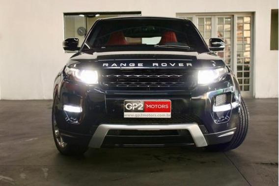 Land Rover Evoque 2.0 Si4 Dynamic 5p Aut Blindado