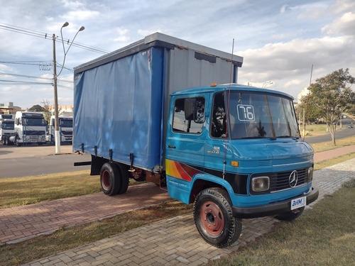 Imagem 1 de 15 de Mercedes Benz 608