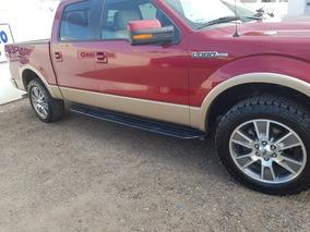 Ford Lobo 4 Pts. Crew Cab Lariat, 5.4l, 310 Hp, Ta, Piel, Q