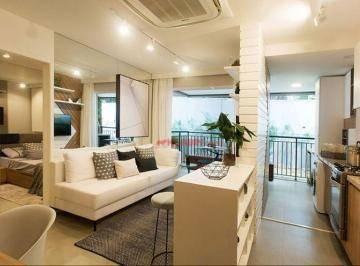 Imagem 1 de 1 de Studio Com 1 Dormitório À Venda, 33 M² Por R$ 435.000,00 - Vila Mariana - São Paulo/sp - St0020
