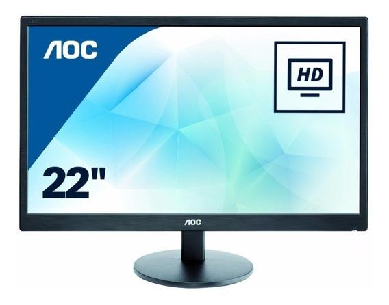Monitor Led 22 Aoc E2270swn