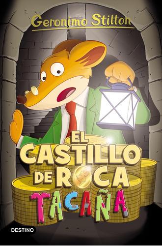 Imagen 1 de 2 de El Castillo De Roca Tacaña Geronimo Stilton Destino