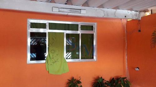 Imagem 1 de 27 de Sobrado Residencial À Venda, Parque Erasmo Assunção, Santo André. - So0065