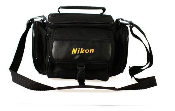 Bolsa Bag Nikon Para Camera E Acessorios Pronta Entrega !!!