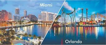 Promo Vacation Miami / Orlando 30% Off En Pesos Con Mp