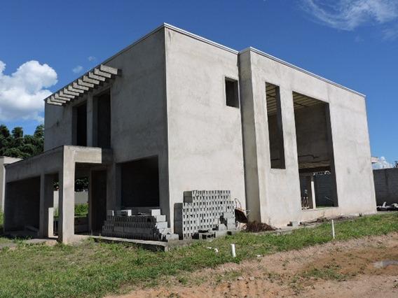 Casa Em Construção Condomínio Terras De Santa Clara Centro