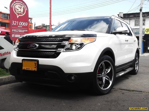 Ford Explorer Limited 3497cc