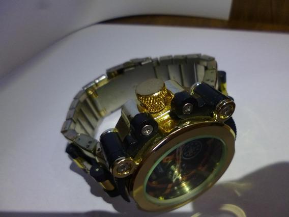Relógio No Estilo Ostentação Usado