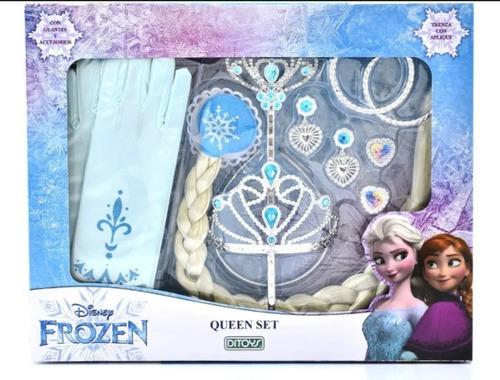 Set De Accesorios Frozen Original Ditoys