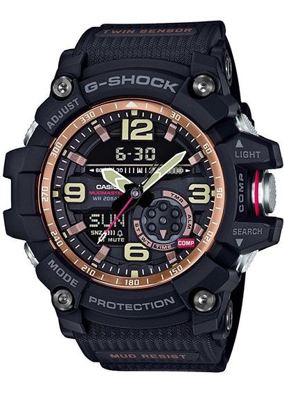 Relógio Casio G-shock Masculino Mudmaster Gg-1000rg-1adr
