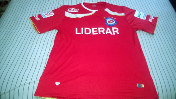 Camisa Do Argentinos Juniors Da Argentina 2012 Home